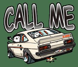 ozizo's Crazy Car Art ver.3 sticker #11788287