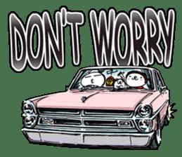 ozizo's Crazy Car Art ver.3 sticker #11788289