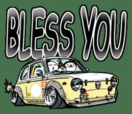ozizo's Crazy Car Art ver.3 sticker #11788295
