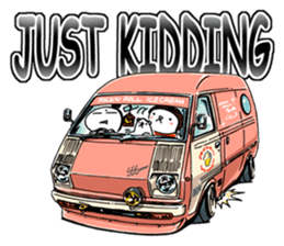 ozizo's Crazy Car Art ver.3 sticker #11788311