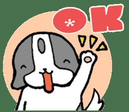 Japanese Chin's Life sticker #11796374