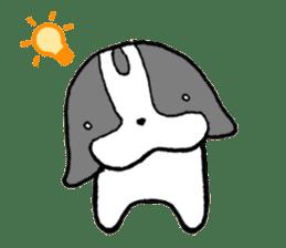 Japanese Chin's Life sticker #11796384