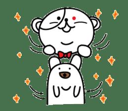 Redeye Kuma sticker #11798985