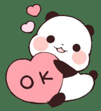 Love Love Yururinpanda sticker #11801886