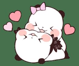 Love Love Yururinpanda sticker #11801891