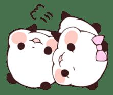 Love Love Yururinpanda sticker #11801892