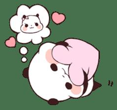 Love Love Yururinpanda sticker #11801894