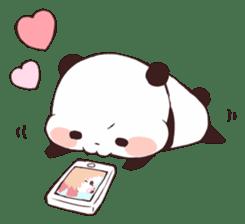 Love Love Yururinpanda sticker #11801895