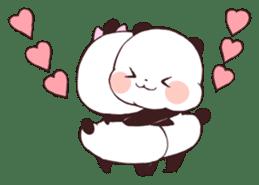 Love Love Yururinpanda sticker #11801896