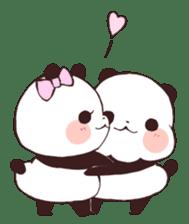 Love Love Yururinpanda sticker #11801898