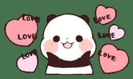 Love Love Yururinpanda sticker #11801901