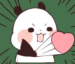 Love Love Yururinpanda sticker #11801903