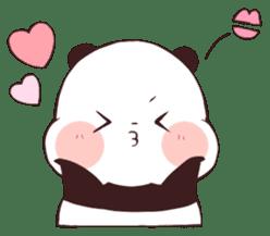 Love Love Yururinpanda sticker #11801905