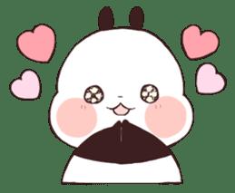 Love Love Yururinpanda sticker #11801906