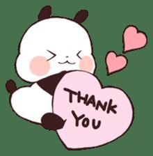 Love Love Yururinpanda sticker #11801907