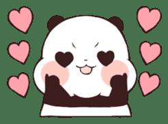 Love Love Yururinpanda sticker #11801908