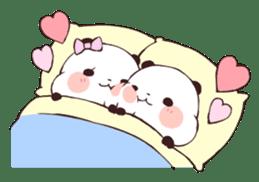 Love Love Yururinpanda sticker #11801918