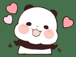 Love Love Yururinpanda sticker #11801919