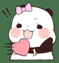 Love Love Yururinpanda sticker #11801921