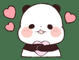 Love Love Yururinpanda sticker #11801922