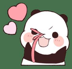 Love Love Yururinpanda sticker #11801923