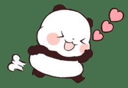 Love Love Yururinpanda sticker #11801925