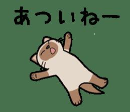 Summer, Orin and Kinaco and Myasuke sticker #11801926