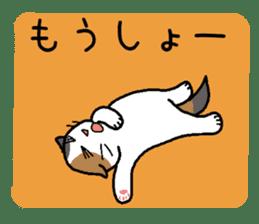 Summer, Orin and Kinaco and Myasuke sticker #11801928