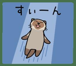 Summer, Orin and Kinaco and Myasuke sticker #11801957
