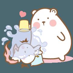 Bear and Rabbit 3 +