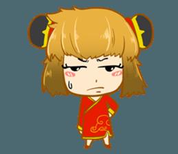 Chinese girl !! + sticker #11806609