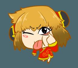 Chinese girl !! + sticker #11806614