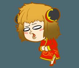 Chinese girl !! + sticker #11806615