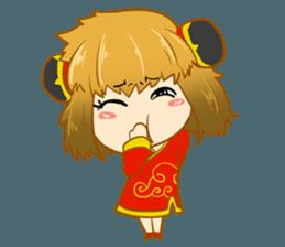 Chinese girl !! + sticker #11806616