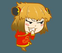 Chinese girl !! + sticker #11806617