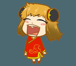 Chinese girl !! + sticker #11806618
