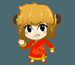 Chinese girl !! + sticker #11806619