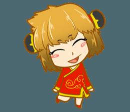 Chinese girl !! + sticker #11806622