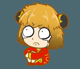 Chinese girl !! + sticker #11806625