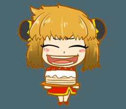 Chinese girl !! + sticker #11806628