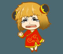 Chinese girl !! + sticker #11806630