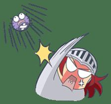 Knight-Layaya sticker #11808847