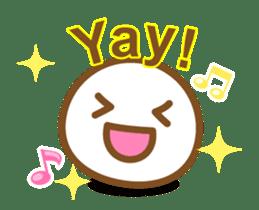 FACE/Animated-English- sticker #11812630