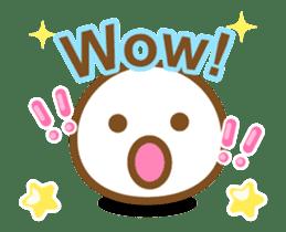 FACE/Animated-English- sticker #11812631