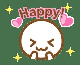 FACE/Animated-English- sticker #11812632