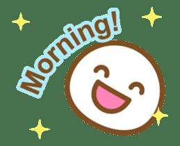 FACE/Animated-English- sticker #11812633