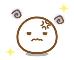 FACE/Animated-English- sticker #11812638