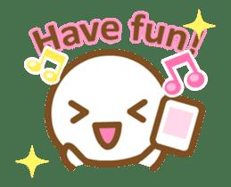 FACE/Animated-English- sticker #11812650