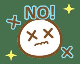 FACE/Animated-English- sticker #11812652