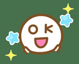 FACE/Animated-English- sticker #11812653